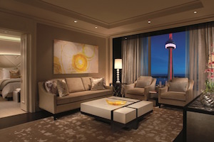 Indulge in red carpet treatment at The Ritz-Carlton, Toronto