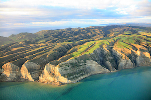 Give world-famous cliff-top golf courses a try