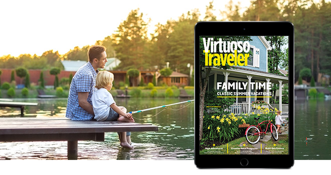 Virtuoso Traveler – Family Vacation