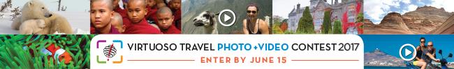 Virtuoso Travel Photo + Video Contest 2017